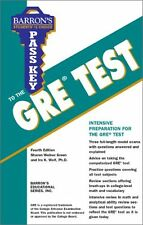 Pass Key to the GRE Test (Barrons Pass Key to the
