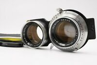 [MINT w/ Caps] Mamiya Sekor 105mm f/3.5 TLR Lens For C Series From Japan