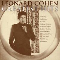 Cohen, Leonard - Greatest Hits Neue CD