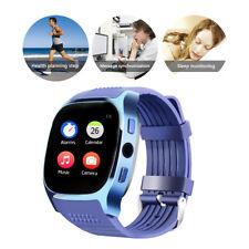 Bluetooth Smart Watch With Camera Music Player Facebook for Men Boys Android
