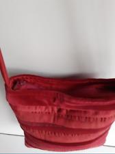 Fabric Bag Cross Body Bag Patchwork Handbag Quilted