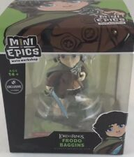 Mini Epics Loot Crate Lord of The Rings Frodo Baggins Hobbit 2018 Figure New