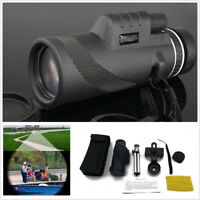 Monocular Zoom Phone Handheld Night Vision Telescope For Professional Hunting