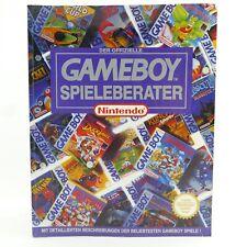 Der offizielle Game Boy Spiele-Berater