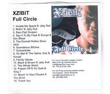 (GN830) Xzibit, Full Circle - 2006 DJ CD