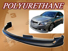 FOR 11-12 CHEVY CRUZE T-1 FRONT BUMPER LIP BODY SPOILER KIT POLYURETHANE PU