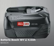 Batterie Bosch 18V Li 4.0Ah BOSCH