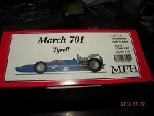 MODEL FACTORY HIRO MFH 1/20 F1 MARCH 701 MONACO, GERMAN, SPANISH GP  KIT k229