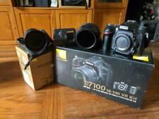 Nikon D D7100 24.1MP Digital SLR Camera with AF-S DX 18-140mm & Nikor DX 35 1.8