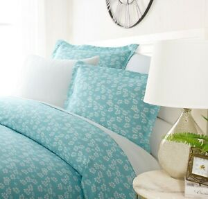 Luxury Ultra Soft Meadow 3 Piece Duvet Cover Set By Sharon Osbourne Home