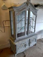 More details for french style armoire solid wood