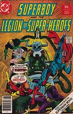 Dc Comics! Superboy starring the Legion of Super-Heroes! Issue 230!