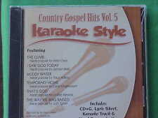 Country Gospel~#5 ~ Christian~Daywind~Karaoke Style ~~ I Saw God Today ~~ CD+G