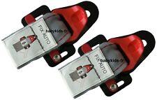 Kit Auto Nacelle compacte de Bébé Confort kit fixations - fix auto nacelle