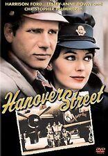 Hanover Street DVD, 2001 Harrison Ford WW II ROMANCE