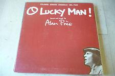 """ALAN PRICE""""O LUCKY MAN-disco  33 giri WB Italy 1973""""SOUNDTRACK"""