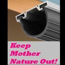 Garage Door Seal Bottom Seal Weather Seal  Gasket  Threshold Custom Length