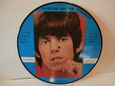 """THE ROLLING STONES""""lyon du 16/16/1982 """" LP12""""picture disc TMOQ.sc005"""