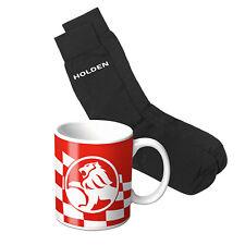 HOLDEN Coffee MUG & SOCK Socks GIFT PACK Man Cave Bar Fathers Day Christmas Gift