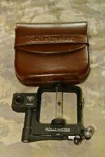 Rollei Rolleiflex TLR Camera Rolleimeter 2.8 F2.8 Rangefinder Unit+ Case 4432