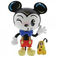 Disney Showcase Miss Mindy Mickey Mouse & Pluto Vinyl Figurine A29728- New Boxed
