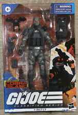 GI Joe Classified Series Firefly Special Missions Cobra Island