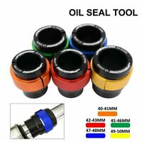 40-50MM Front Shock Absorber Fork Seal Oil Seal Bushing Driver Tool Dirt Bike