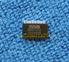 2pcs WM8731S WM8731EDS ORIGINAL Portable Internet Audio CODEC SSOP28 NEW