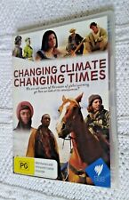 CHANGING CLIMATE CHANGING TIMES – DVD, R-ALL, LIKE NEW, FREE POST IN AUSTRALIA