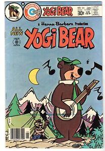 Yogi Bear #35, Fine Condition