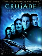 Crusade:Complete Series. Babylon 5 Sequel.4 Disc Boxset. Brand New In Shrink!