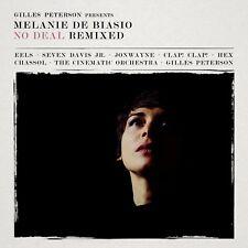 MELANIE DE BIASIO - NO DEAL REMIXED-PRESENTED BY GILLES PETERSON 2 VINYL LP NEW!