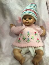 12� Adorable Vintage Vinyl & Cloth Baby Doll by Vogue Doll, 1964