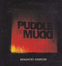 Puddle Of Mudd-Enchanced Sampler 3 inch cd maxi single