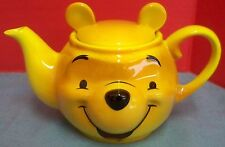 Paul Cardew Winnie the Pooh Head Tea Pot Teapot Disney Showcase Collection 2000