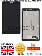 GO FOR Huawei MediaPad T3 8.0 KOB-L09 KOB-W09 LCD TOUCH SCREEN DIGITIZER BLACK