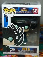 Marvel Thor Ragnarok Hela #243 Pop Vinyl Bobble-Head Figure Funko Aus Seller