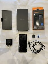 Samsung Galaxy S9 SM-G960 - 64GB - Midnight Black (Unlocked) (Single SIM)