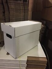 2 Short Comic Book Box (2 Boxes), Half Box,  FREE SHIPPING