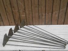 """Tischbeine """"Hairpin Legs"""" 71 cm, dreifuß SET x4, Couchtischbeine, Industriell"""