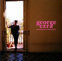 George Ezra - Staying at Tamara's [CD] PA Explicit Brand New & Sealed