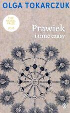 """Olga Tokarczuk-""""Prawiek i inne czasy"""". Książka polska, Polnisches Buch,"""