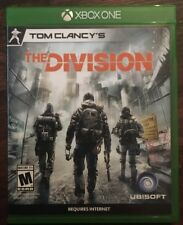 XBOX One Tom Clancy's The Division (Microsoft Xbox One, 2016) Free Shipping!!