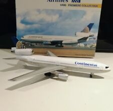 Dragon Wings 55168 Continental Airlines Douglas DC10-30 1/400 scale N37077 model