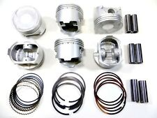 Upgraded Piston/OES Ring Kit (.50mm) for 91-99 3L 3000GT Stealth Turbo DOHC 6G72