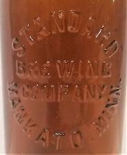 Standard Brewing Bottle Mankato, Minn  /  W7