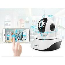 Wireless Pan Tilt HD 720p Security IP Camera Night Vision Surveillance Webcam