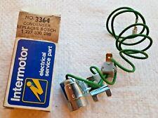 FOR AUDI FOX 80 100 VW POLO DERBY GOLF JETTA PASSAT LT PORSCHE 924 CONDENSER