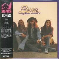 BONES-S/T-IMPORT MINI LP CD WITH JAPAN OBI Ltd/Ed G09