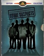 DVD Usual Suspects | Collector 2 dvd | Kevin Spacey | Policier - thriller